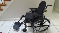 Invacare Patriot Foldable Wheelchair