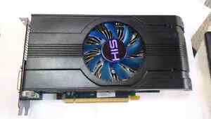 Graphics card: AMD Radeon HIS 7790