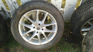 mags 16 pouce 4x 100mm (mazda,civic)
