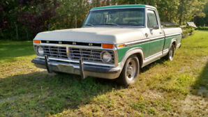 1977 Ford F100 XLT Survivor Trucks!!!