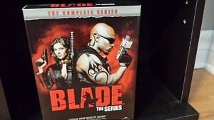 Blade The TV Series (2006) (Act, Fant, Hor)