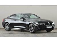 2014 BMW 4 Series 435d xDrive M Sport 2dr Auto Coupe diesel Automatic