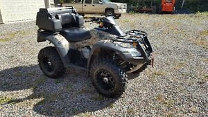 2007 Honda Rincon ATV for Sale - Excellent Machine