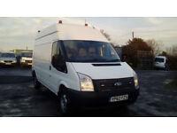 Ford Transit 2.2TDCi ( 125PS ) ( EU5 ) ( RWD ) 350 LWB 2012