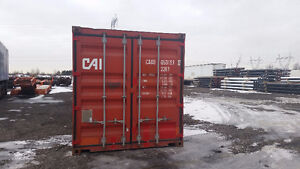 40' and 20' Shipping and Storage Containers Sea Cans - On Sale