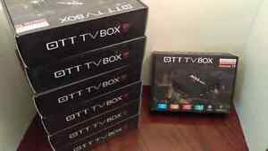 Android TV Boxes for sale