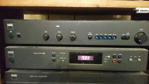 NAD Stereo Preamplifier 1000