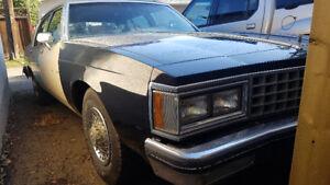 1981 Oldsmobile 98 Regency
