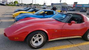1978 Corvette Custom Resto Mod