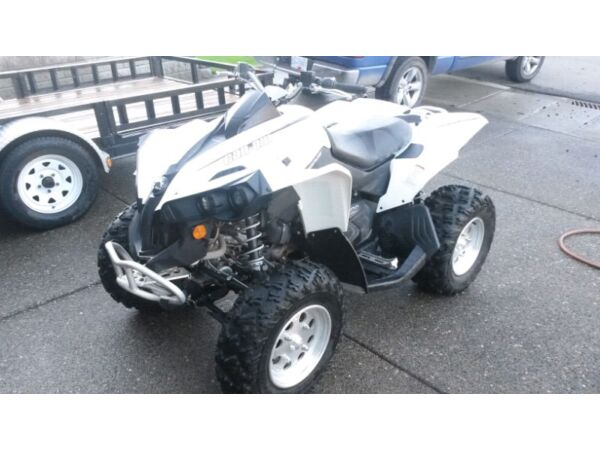 Used 2012 Can-Am Renegade 500