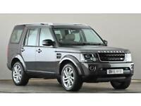 2016 Land Rover Discovery 3.0 SDV6 Landmark 5dr Auto FourByFour diesel Automatic