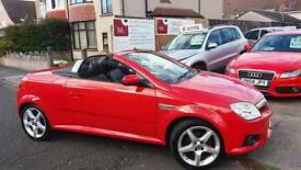 2006 06 VAUXHALL TIGRA 1.8i 16V EXCLUSIV. ** LOOK - ONLY 28000 MILES ** 1 OWNER,