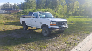 1995 Ford f250 powerstroke turbo diesel