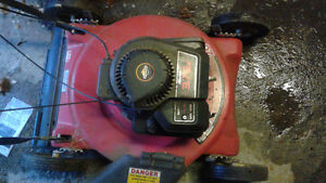 Mower moving sale