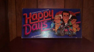 Happy Days Vintage Board Game