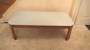 2 Tone Large Coffee Table for sale  Can deliver