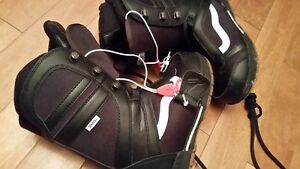 SIMS Jr 5.5 Snowboard boots Cambridge Kitchener Area image 2
