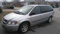 2002 Dodge Grand Caravan Sport Minivan, Van