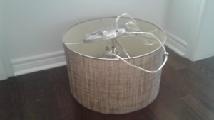 Weave Pendant (chandelier)
