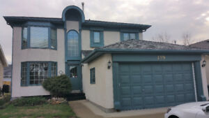 4 BR  & 3.5 BATHS W/ FULL FINISHED BSMT AVAIL IMMEDIATELY!!