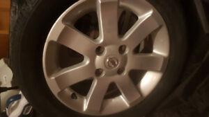 Set de pneus été Bridgestone Turanza 205/55 R16