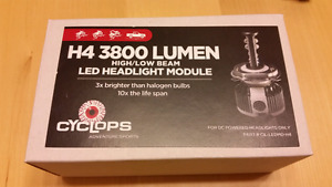 Triumph Tiger 800 / Explorer LED headlight bulbs (2)