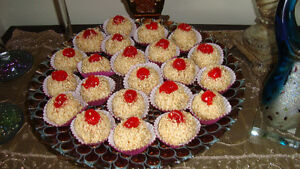 gateaux pour vos mariages/homemade cookies for your weddings West Island Greater Montréal image 3