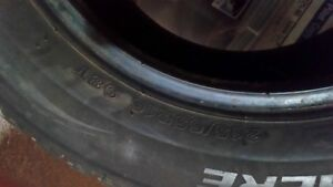 excellent used winter tires