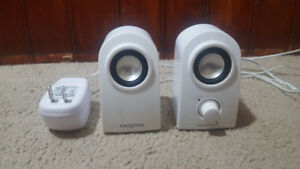 Creative Speakers 2.0 for pc, android,iphone, ipod etc
