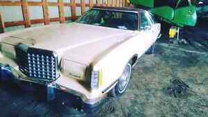 Looking for a parts car (77 Thunderbird)