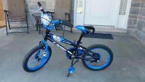 Kid's bicycle for sale, great condition. $75