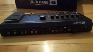Barely used firehawk fx processor