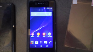 Two Sony Xperia E3's, $100 each or both for $150