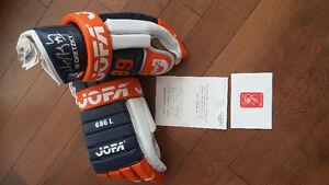 Wayne Gretzky Jofa gloves