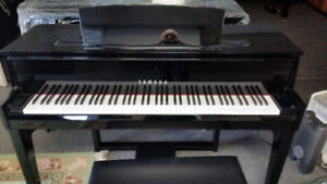 PIANOYAMAHA AVANT GRANDN1, JUST WAS BOUGHT new in 2016 for $7000
