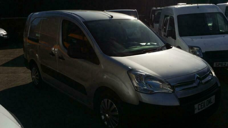 2011/11 PLATE Citroen Berlingo 1 6HDi ( 90 ) L2 750 LX3 SEATER EXTRA LONG |  in Brighouse, West Yorkshire | Gumtree