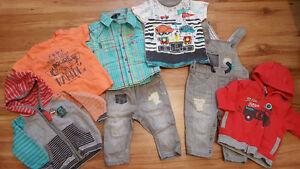 Vêtements bébé garçon et fille 3-4 ans