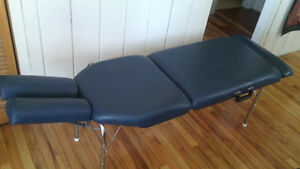 Portable Chiropractic Table