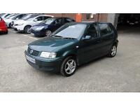 2000 Volkswagen Polo 1.4 S 5dr