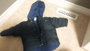 Gap Winter Coat -size 18-24mos
