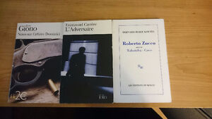 French books for sale Strathcona County Edmonton Area image 1