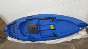 new Malibu kayak with storage compartment