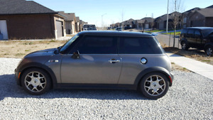 2002 mini cooper s (supercharged)