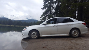 2008 wrx sedan for sale or trade