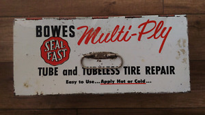 Bowes Seal Fast Gas and Oil Advertising