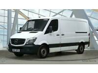 2017 Mercedes-Benz Sprinter 314CDI Panel Van Diesel Manual