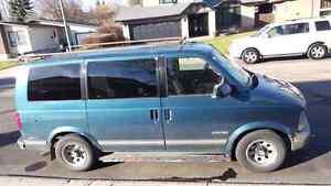 1995 Chevolet Astro Van  - Safari