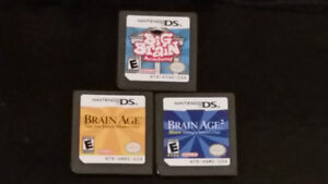 Selling DS Games (Loose, Great Condition)