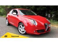 2015 Alfa Romeo MiTo 1.4 TB MultiAir 140 Distinctiv Automatic Petrol Hatchback