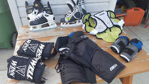 Various Items - Youth Hockey Equipment For Sale
